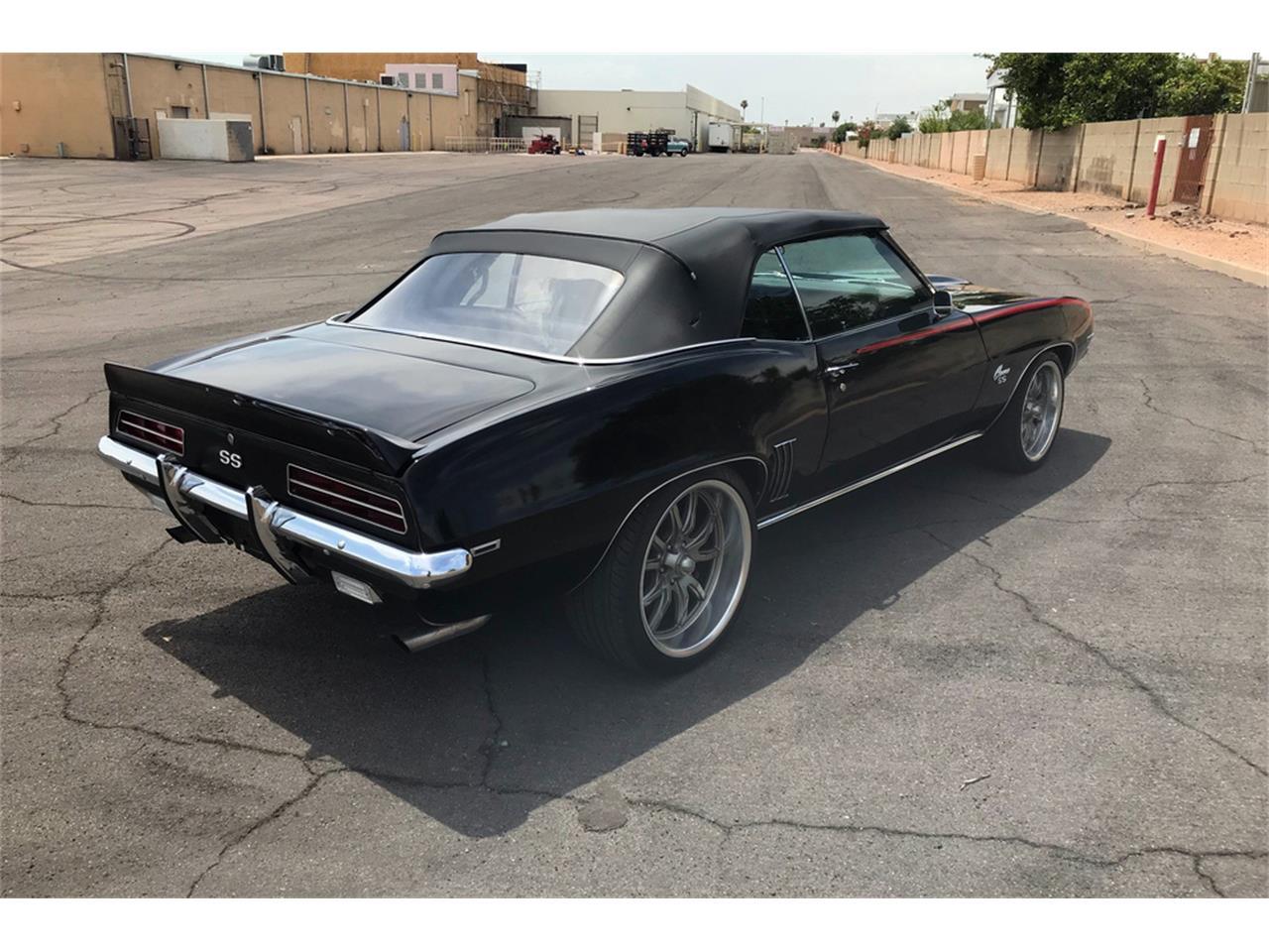 1969 Chevrolet Camaro (CC-1261877) for sale in Las Vegas, Nevada