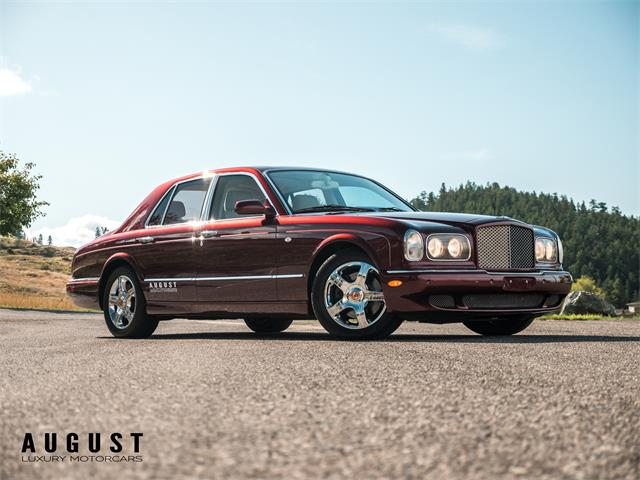 2003 Bentley Arnage (CC-1261878) for sale in Kelowna, British Columbia