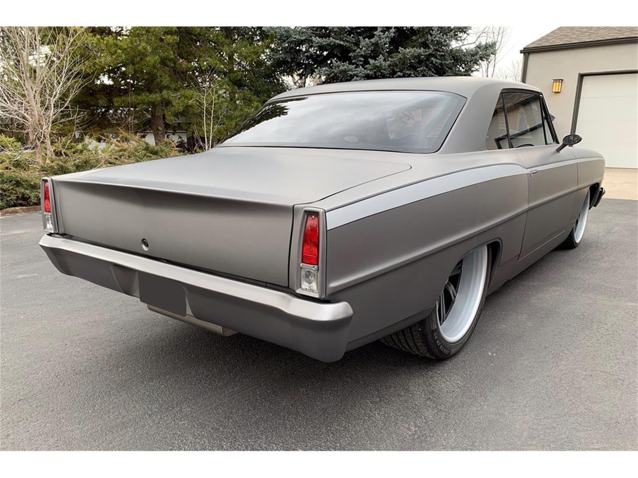 1966 Chevrolet Nova (CC-1261879) for sale in Las Vegas, Nevada