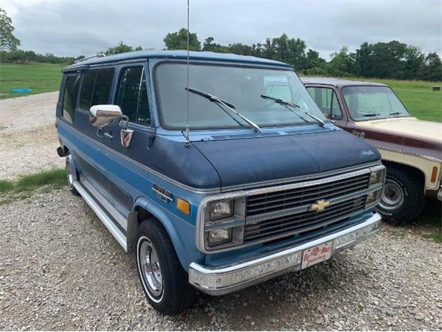 1983 Chevrolet Van (CC-1260189) for sale in Cadillac, Michigan