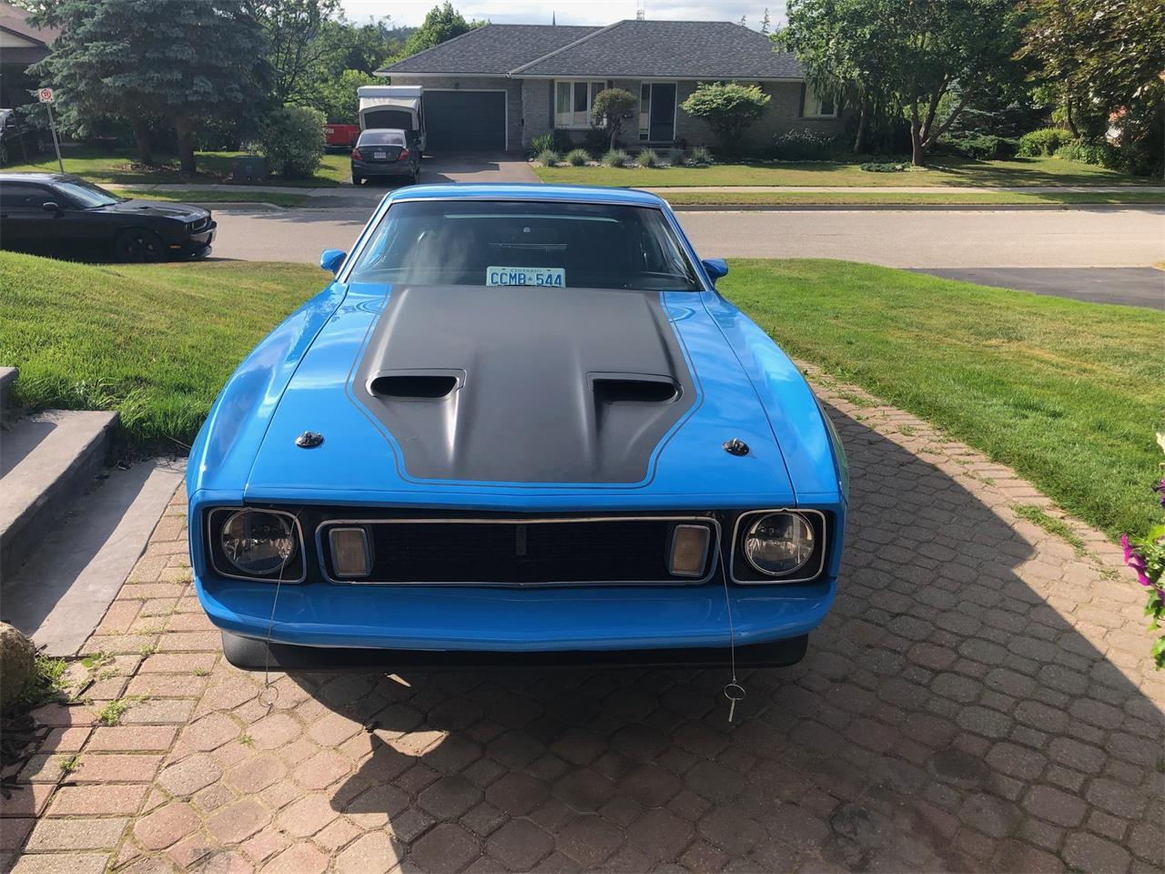 1973 Ford Mustang (CC-1261895) for sale in Fergus,