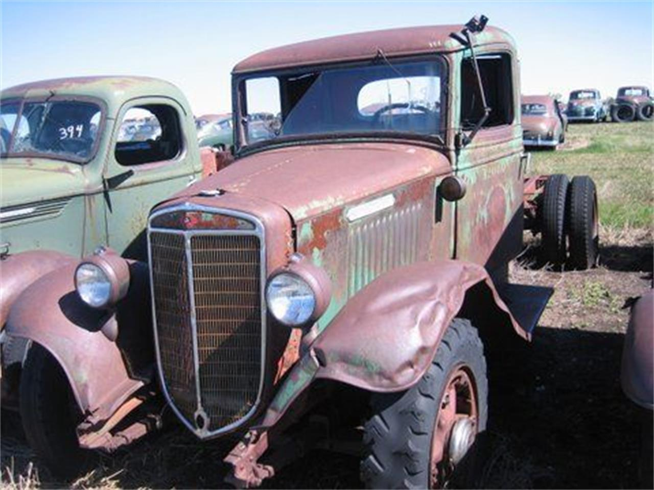 1936 International Harvester (CC-1260019) for sale in Cadillac, Michigan