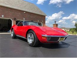 1971 Chevrolet Corvette (CC-1260190) for sale in Cadillac, Michigan
