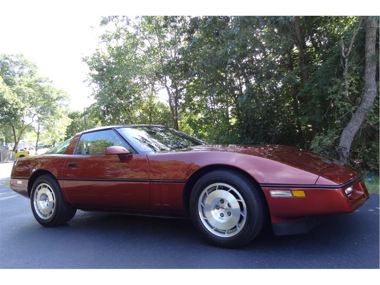 1986 Chevrolet Corvette (CC-1261908) for sale in Quincy, Massachusetts