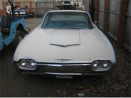 1962 Ford Thunderbird (CC-1260191) for sale in Cadillac, Michigan