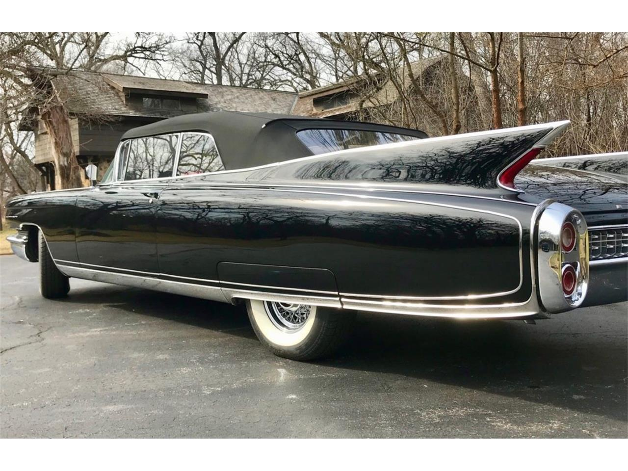 1960 Cadillac Eldorado Biarritz (CC-1261947) for sale in Phoenix, Arizona
