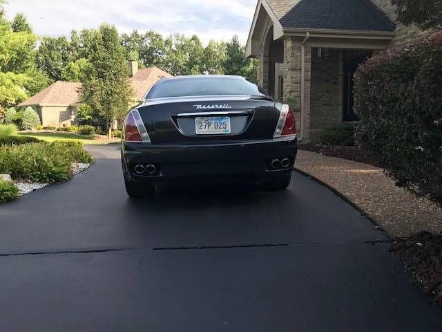 2007 Maserati Quattroporte (CC-1260196) for sale in Cadillac, Michigan