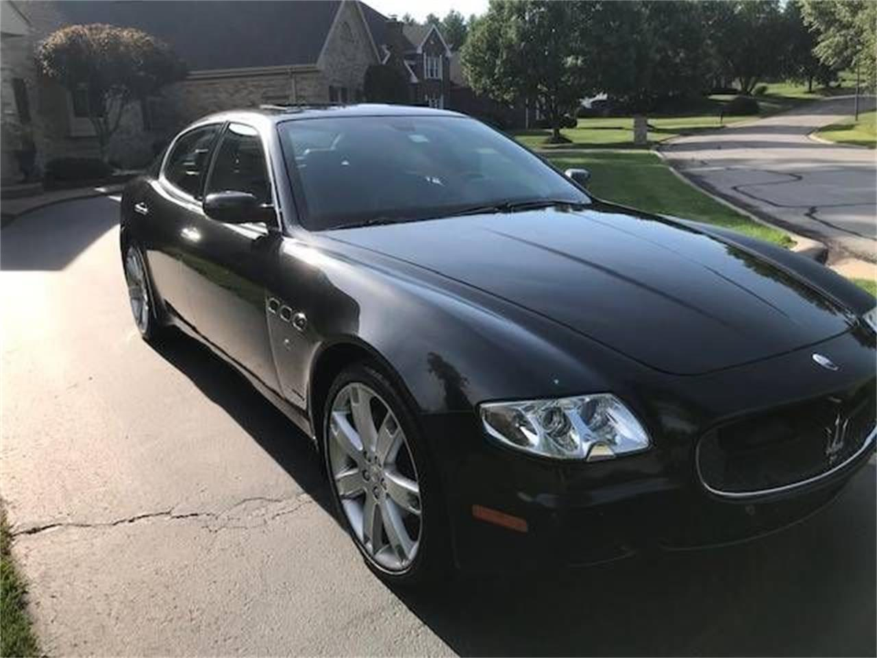 2007 Maserati Quattroporte (CC-1260196) for sale in Cadillac, Michigan