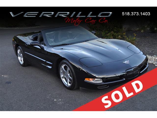 2003 Chevrolet Corvette (CC-1261974) for sale in Clifton Park, New York