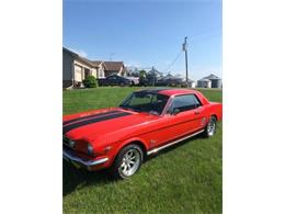 1966 Ford Mustang (CC-1260202) for sale in Cadillac, Michigan