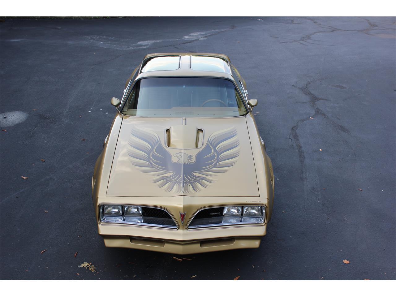 1978 Pontiac Firebird Trans Am (CC-1262026) for sale in Sharpsburg, Pennsylvania