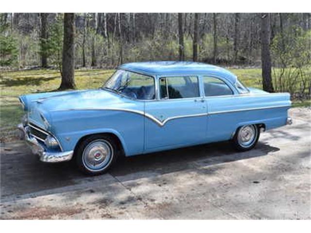 1955 Ford Fairlane (CC-1260205) for sale in Cadillac, Michigan