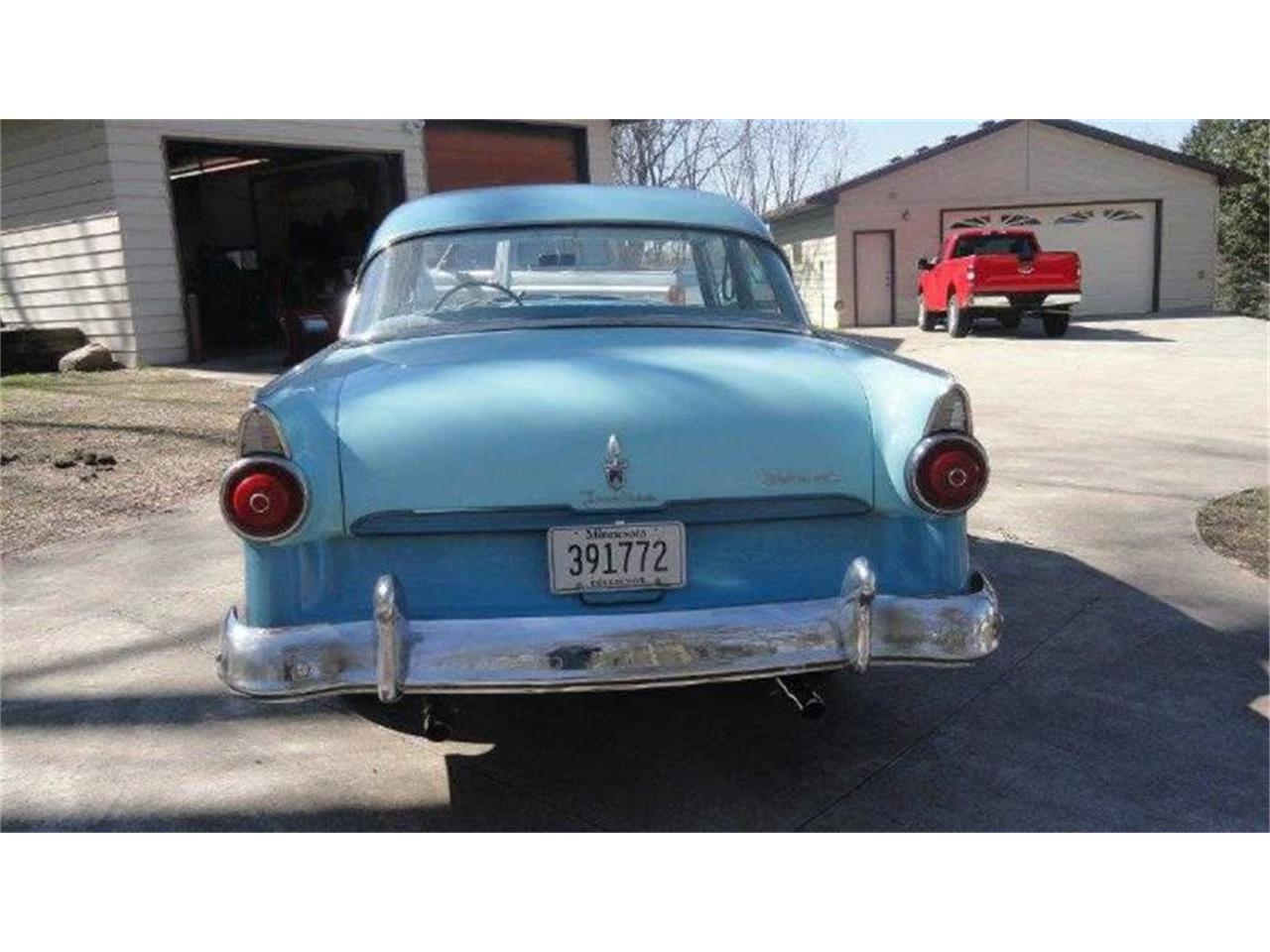 1955 Ford Fairlane (CC-1260205) for sale in Cadillac, Michigan