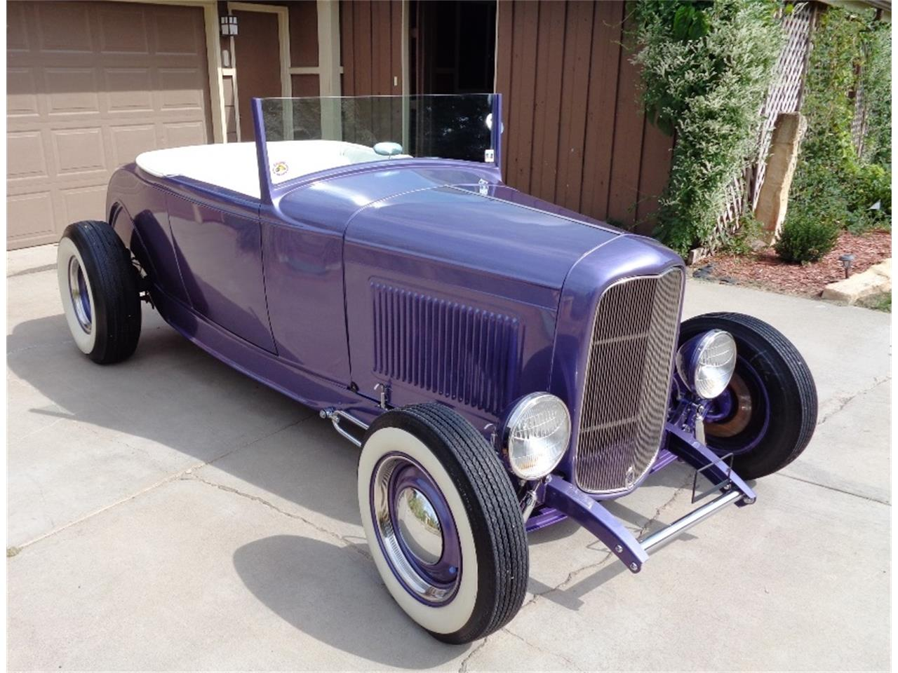 1932 Ford Roadster (CC-1262058) for sale in Great Bend, Kansas