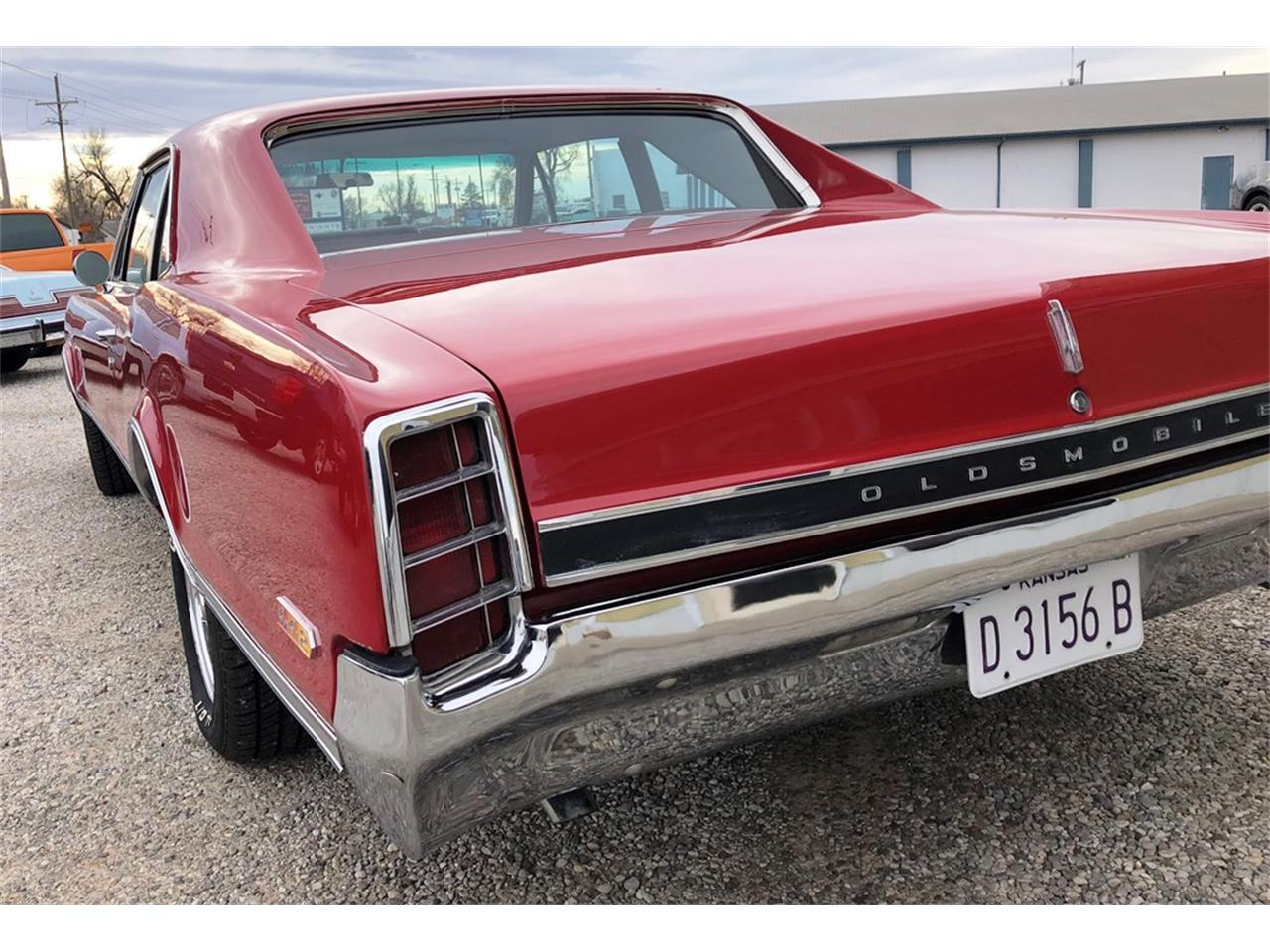 1966 Oldsmobile Cutlass (CC-1262059) for sale in Great Bend, Kansas