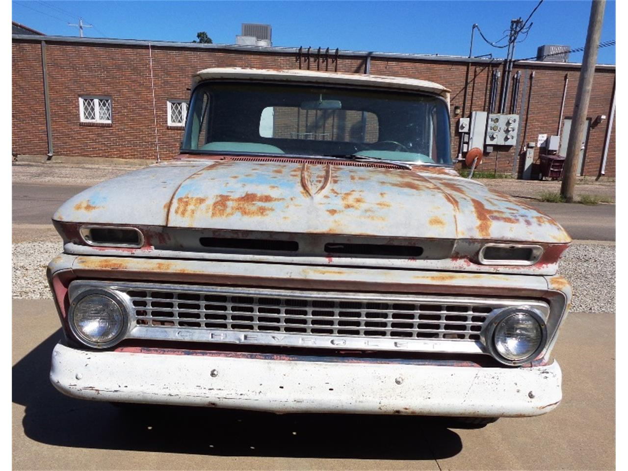 1963 Chevrolet C10 (CC-1262060) for sale in Great Bend, Kansas