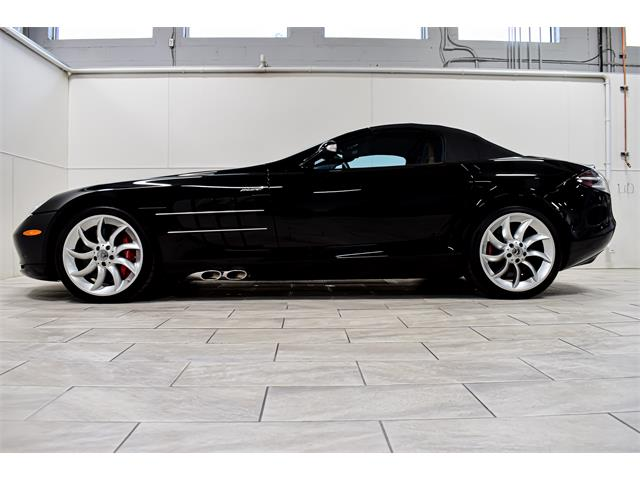 2009 Mercedes-Benz SLR McLaren (CC-1262082) for sale in Montreal , Quebec
