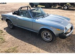 1979 Fiat Spider (CC-1262084) for sale in Great Bend, Kansas