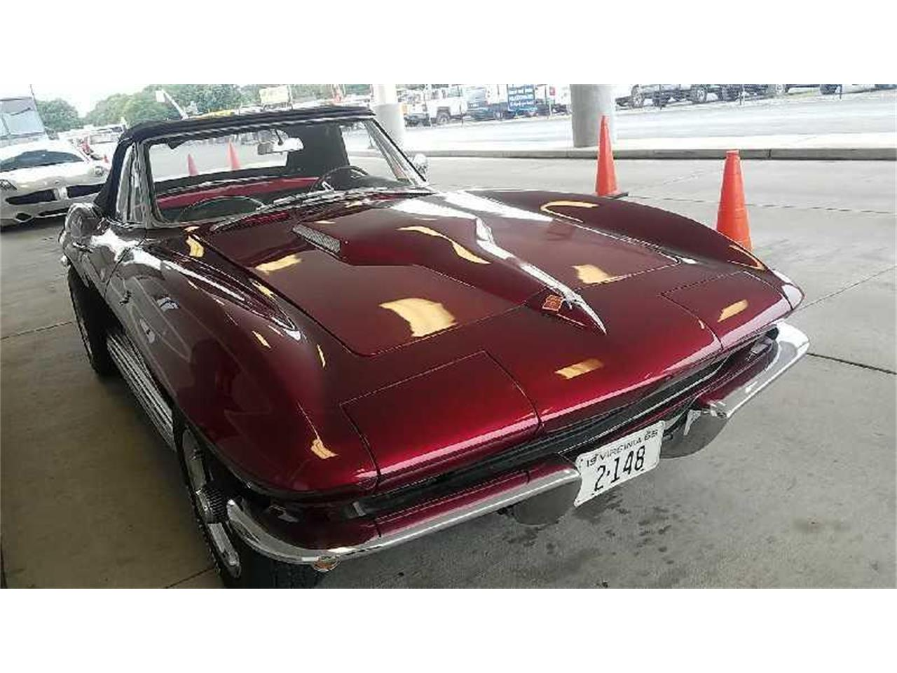 1965 Chevrolet Corvette (CC-1262104) for sale in Richmond, Virginia