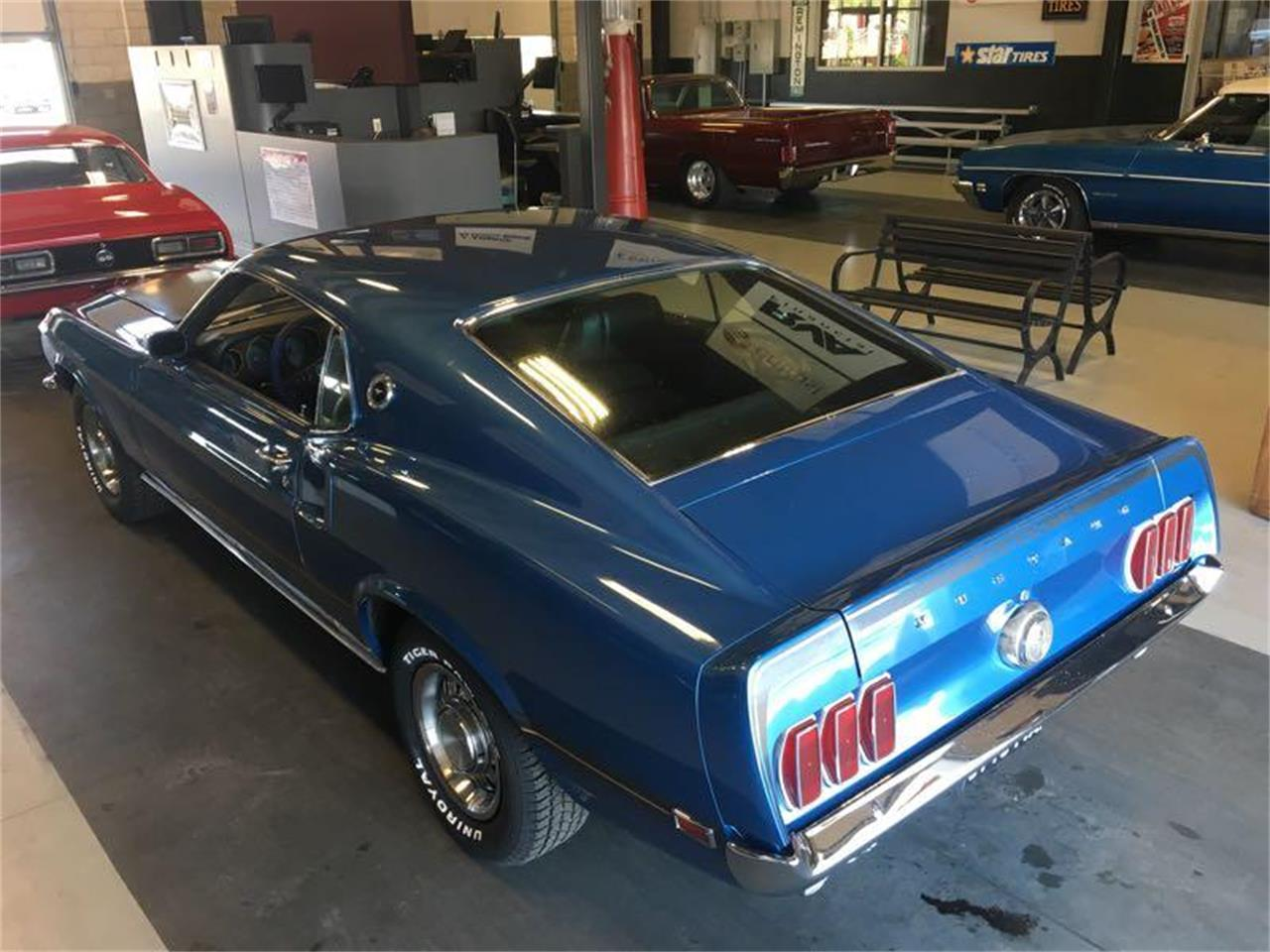 1969 Ford Mustang (CC-1262118) for sale in Richmond, Virginia