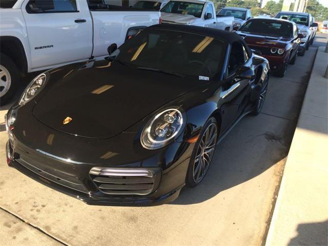 2019 Porsche 911 Turbo (CC-1262130) for sale in Richmond, Virginia