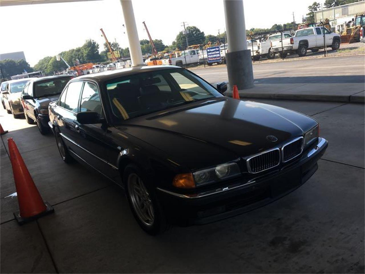 1998 BMW 7 Series (CC-1262138) for sale in Richmond, Virginia