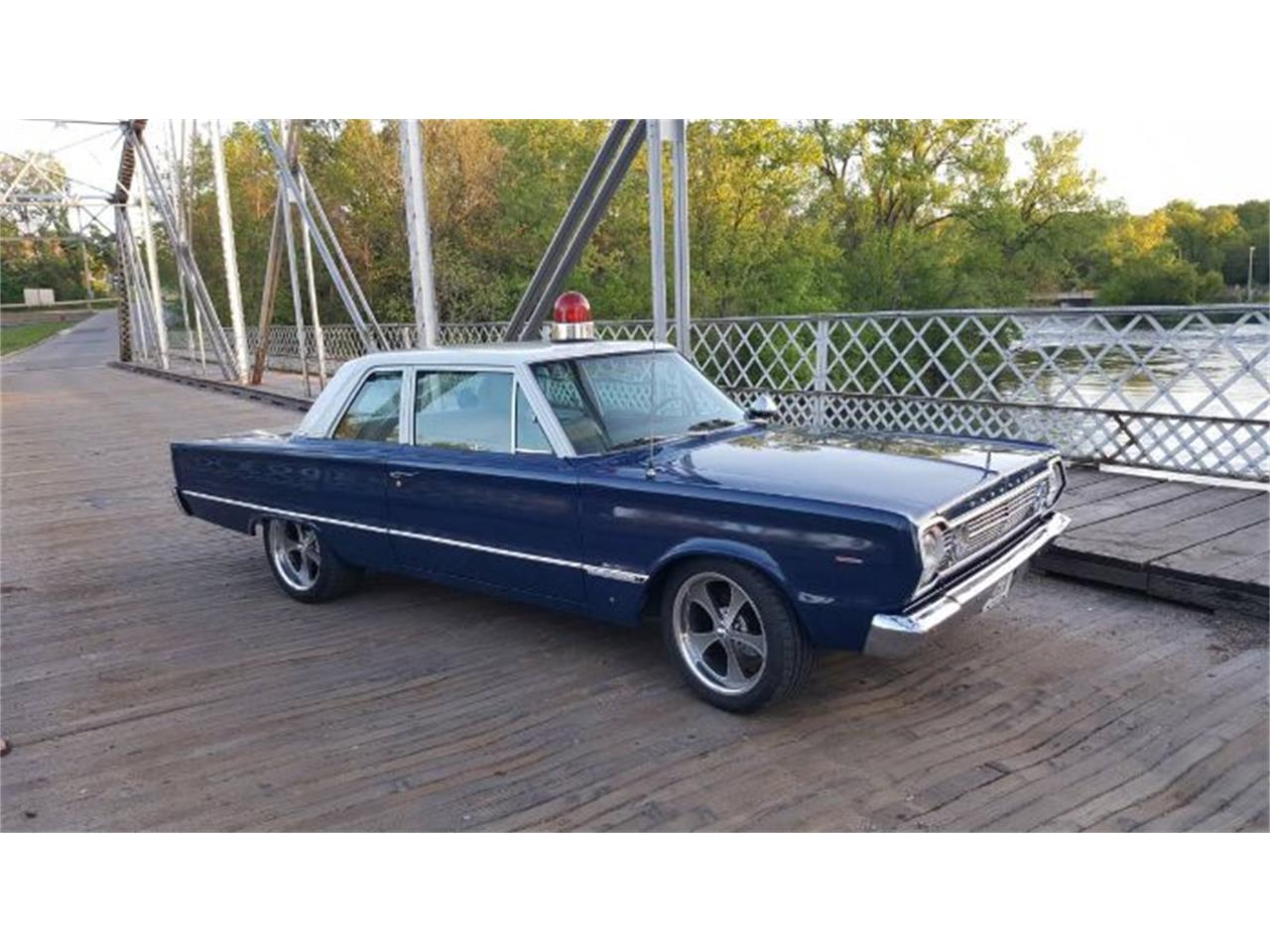 1966 Plymouth Belvedere (CC-1260214) for sale in Cadillac, Michigan