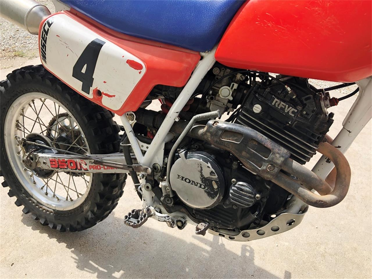 1984 Honda Motorcycle (CC-1262145) for sale in Great Bend, Kansas