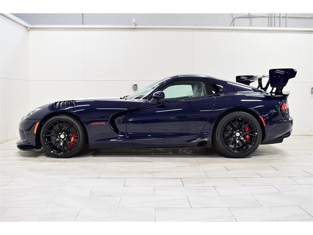 2017 Dodge Viper (CC-1262152) for sale in Montreal, Quebec