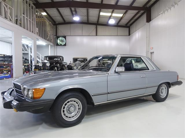 1980 Mercedes-Benz 450SLC (CC-1262155) for sale in Saint Louis, Missouri