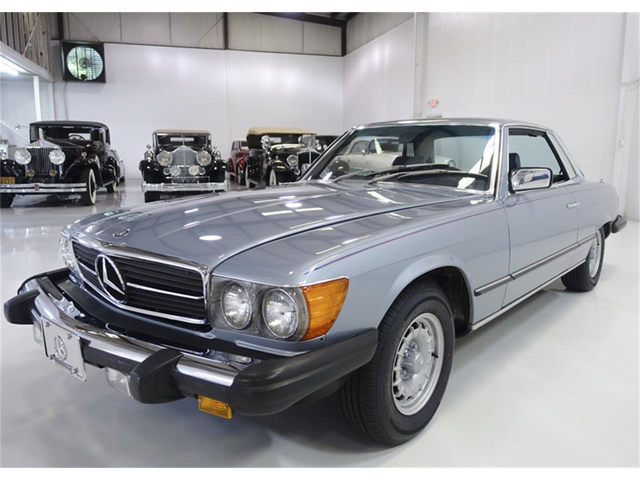 1980 Mercedes-Benz 450SLC (CC-1262155) for sale in Saint Louis, Missouri