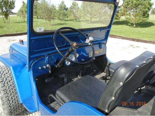 1948 Jeep CJ (CC-1260217) for sale in Cadillac, Michigan