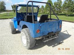 1948 Jeep CJ (CC-1260217) for sale in Cadillac, Michigan