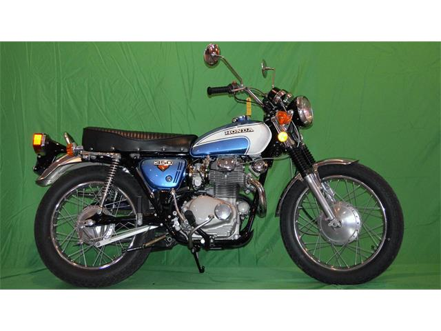 1973 Honda CL350 (CC-1262172) for sale in Conroe, Texas