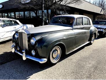 1960 Rolls-Royce Silver Cloud II (CC-1262209) for sale in Stratford, New Jersey