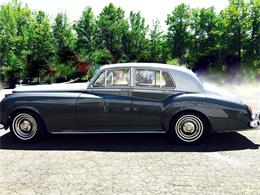 1960 Rolls-Royce Silver Cloud II (CC-1262209) for sale in Stratford, New Jersey