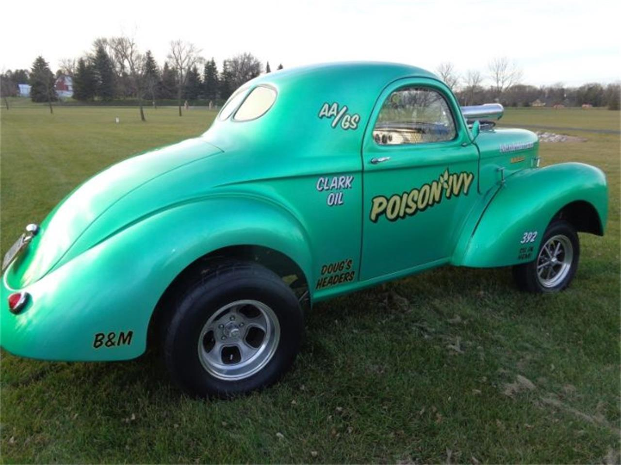 1941 Willys Americar (CC-1262216) for sale in Cadillac, Michigan