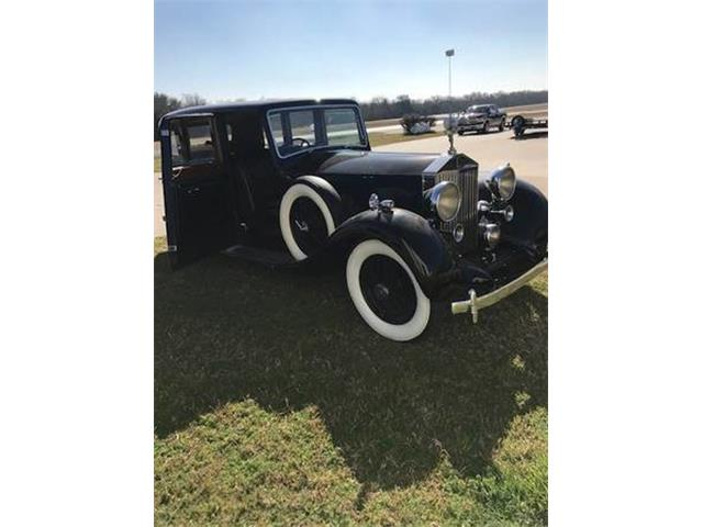 1937 Rolls-Royce 25/30 (CC-1262225) for sale in Long Island, New York