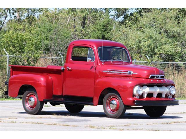 1952 Ford F1 (CC-1262229) for sale in Alsip, Illinois