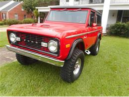 1976 Ford Bronco (CC-1260223) for sale in Cadillac, Michigan