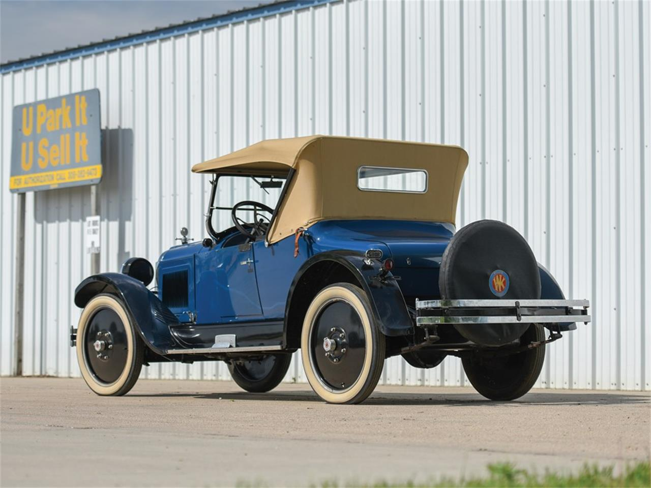 1923 Willys-Knight Model 64 (CC-1262235) for sale in Hershey, Pennsylvania