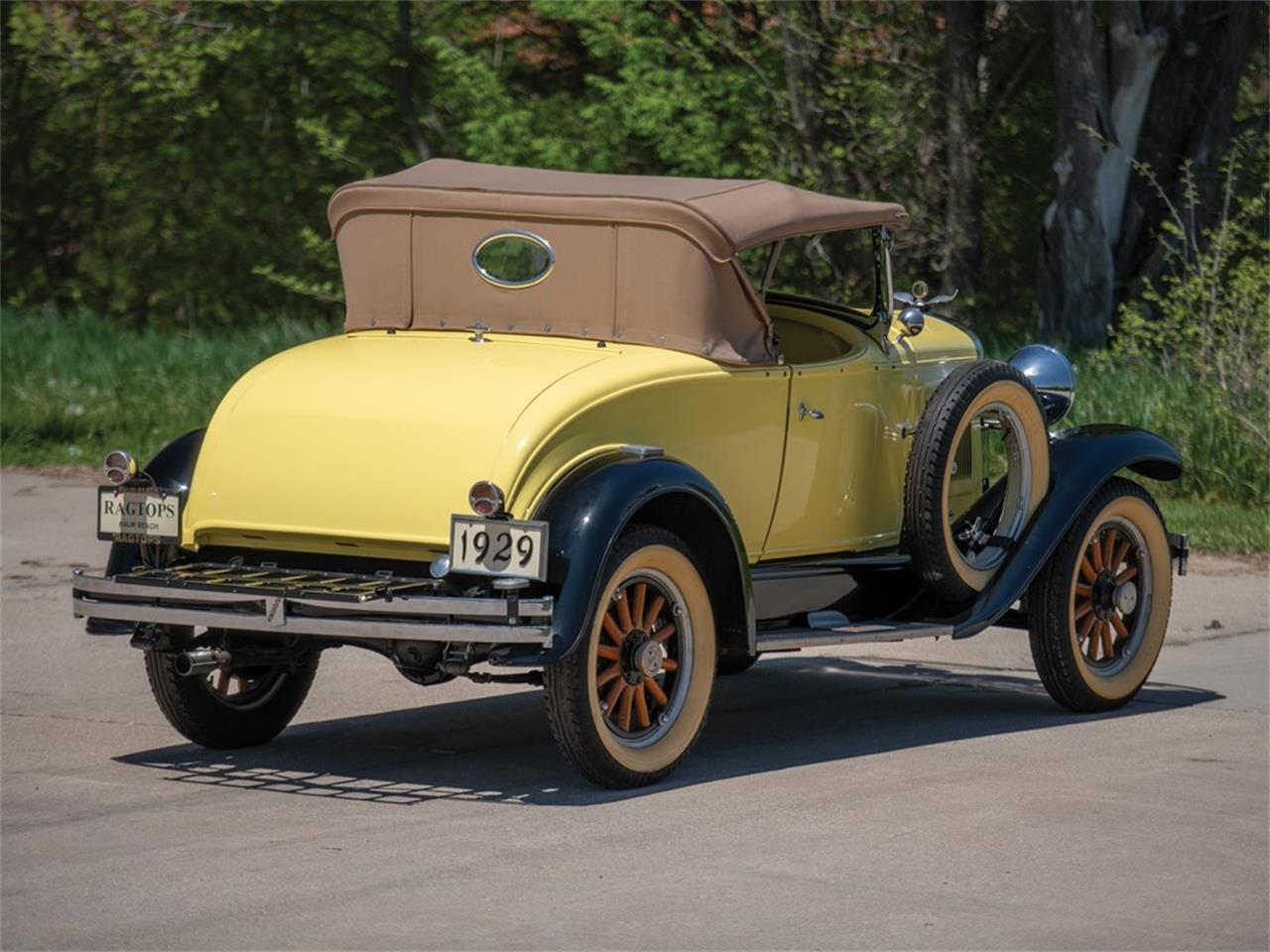1929 Whippet 96A (CC-1262238) for sale in Hershey, Pennsylvania