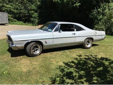 1967 Ford Galaxie (CC-1260224) for sale in Cadillac, Michigan