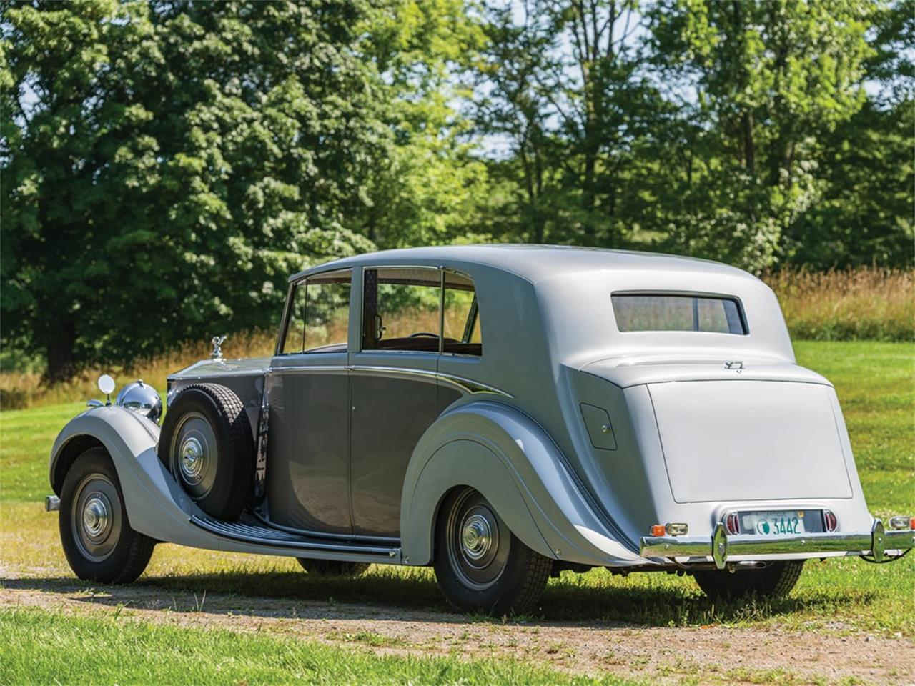1939 Rolls-Royce Phantom III (CC-1262246) for sale in Hershey, Pennsylvania
