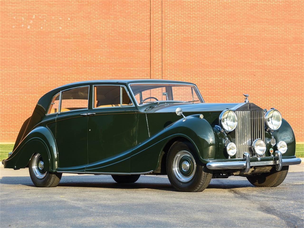 1954 Rolls-Royce Silver Wraith (CC-1262247) for sale in Hershey, Pennsylvania
