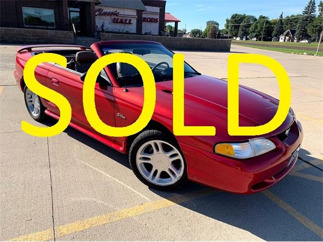 1996 Ford Mustang GT (CC-1262260) for sale in Annandale, Minnesota