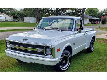 1970 Chevrolet C/K 10 (CC-1262268) for sale in West Pittston, Pennsylvania