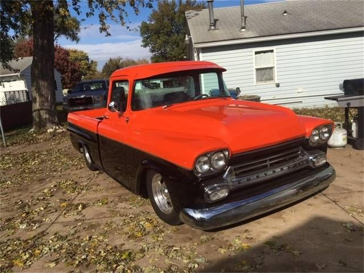 1958 Chevrolet Pickup (CC-1260227) for sale in Cadillac, Michigan