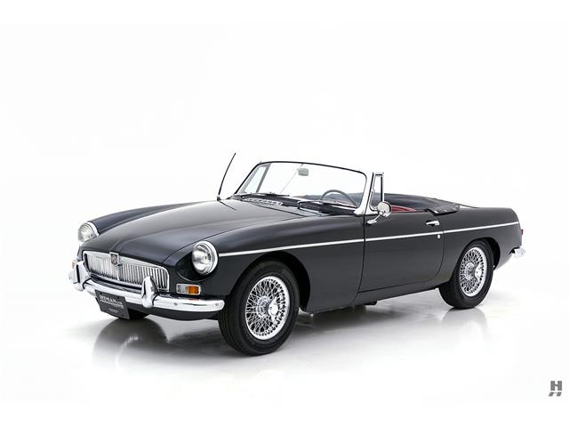 1963 MG MGB (CC-1262274) for sale in Saint Louis, Missouri