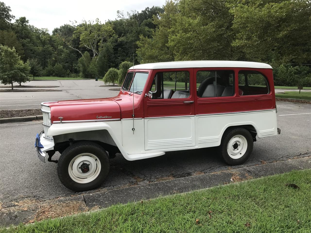 1960 Willys Jeep Wagon For Sale Classiccars Com Cc 1262309